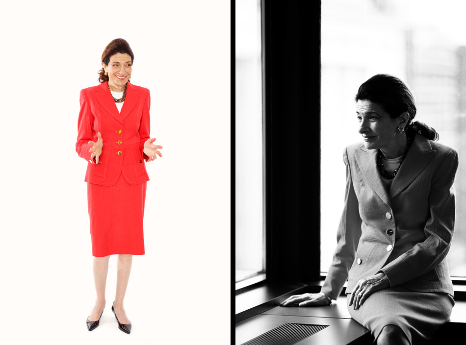 Weekend Confidential - Olympia Snowe
