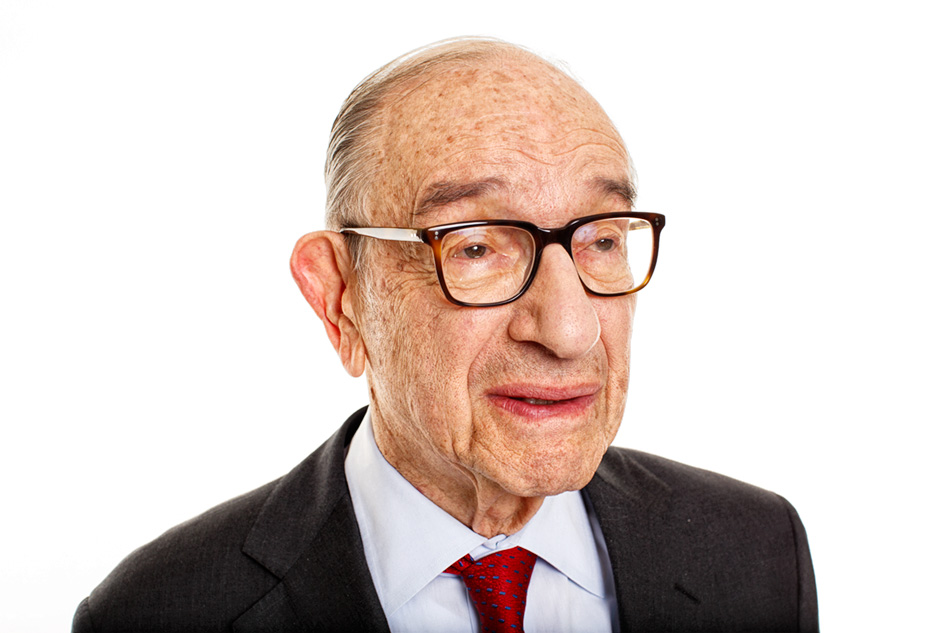 Weekend Confidential - Alan Greenspan